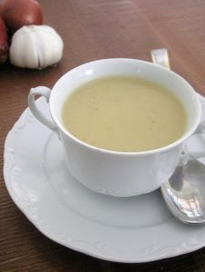 Freezing 1 cup of soup is enough for a healthy snack or light meal for one person. Add 1/2 a sandwich for a more filling meal.
