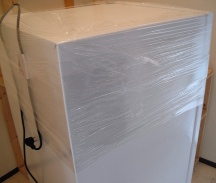 moving freezer