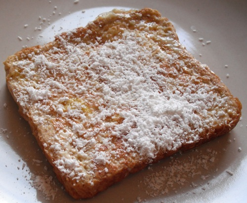 Coconut French Toast Recipe