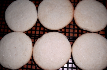 Easy sugar cookies from scratch