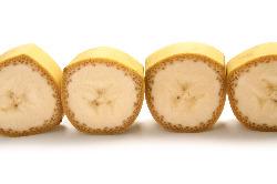 freezing bananas, frozen banana