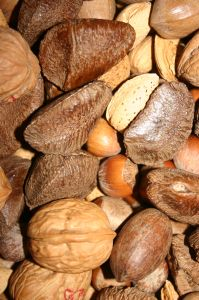 Freezing Mixed Nuts