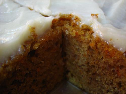 Carrot Cake Moist