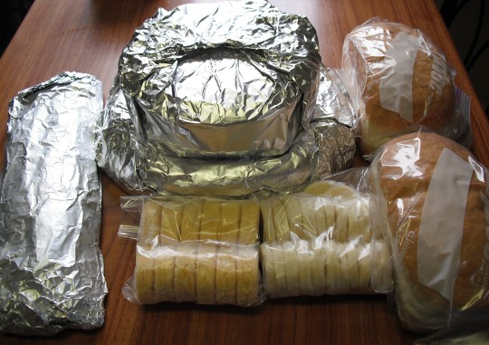 Frozen Bread Recipes and Techniques